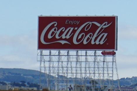 Coca Cola Signage