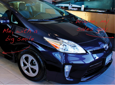 My new Prius