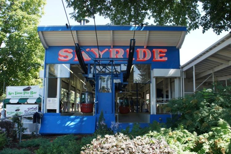 MN State Fair Skyride