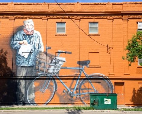 Winnipeg murals